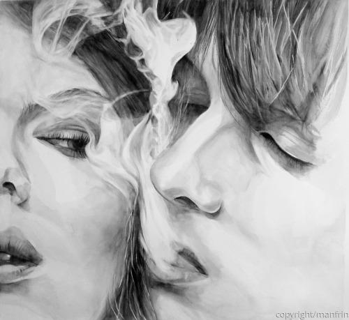 BREATHLESS by Gwen Manfrin