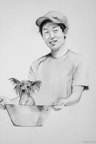 Jian and Booboo
