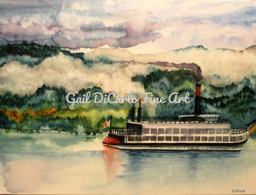 Out Of The Storm by Gail DiCarlo