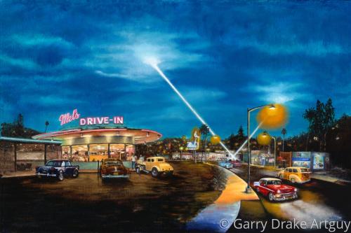 Friday Night's at Burger City