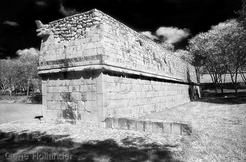 Ball Court, Uxmal (large view)