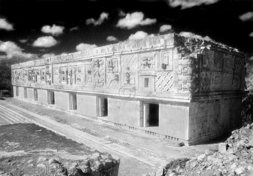 Nunnery Quadrangle, Uxmal (large view)