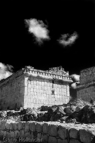 Ruins at Uxmal II (large view)
