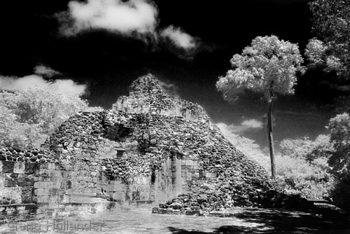 Ruins Number 2, Balakmu (large view)