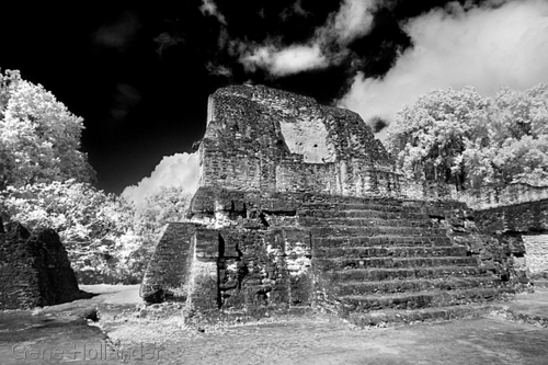 North Acropolis Ruins, Tikal (large view)