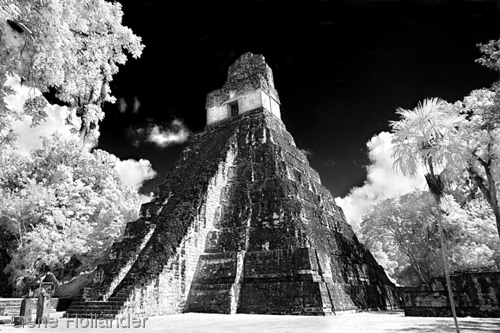 Temple Number 1, Tikal, Guatemala (large view)