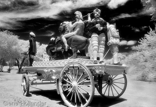 Great Circus Parade Wagon (large view)