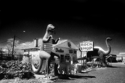 Rock Shop, Holbrooke, AZ, Number Two (large view)
