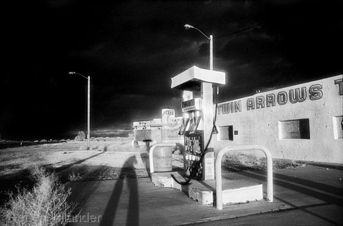 Twin Arrows, Arizona, Gas Station (large view)