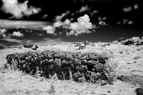 Quarry, Easter Island (large view)