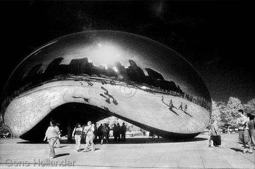 Millenium Park, Chicago (large view)