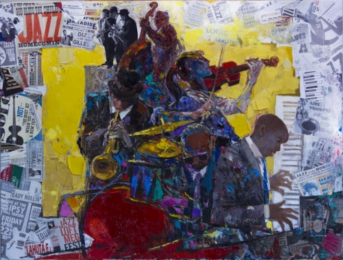 Jazz Orchestra 8, 2013