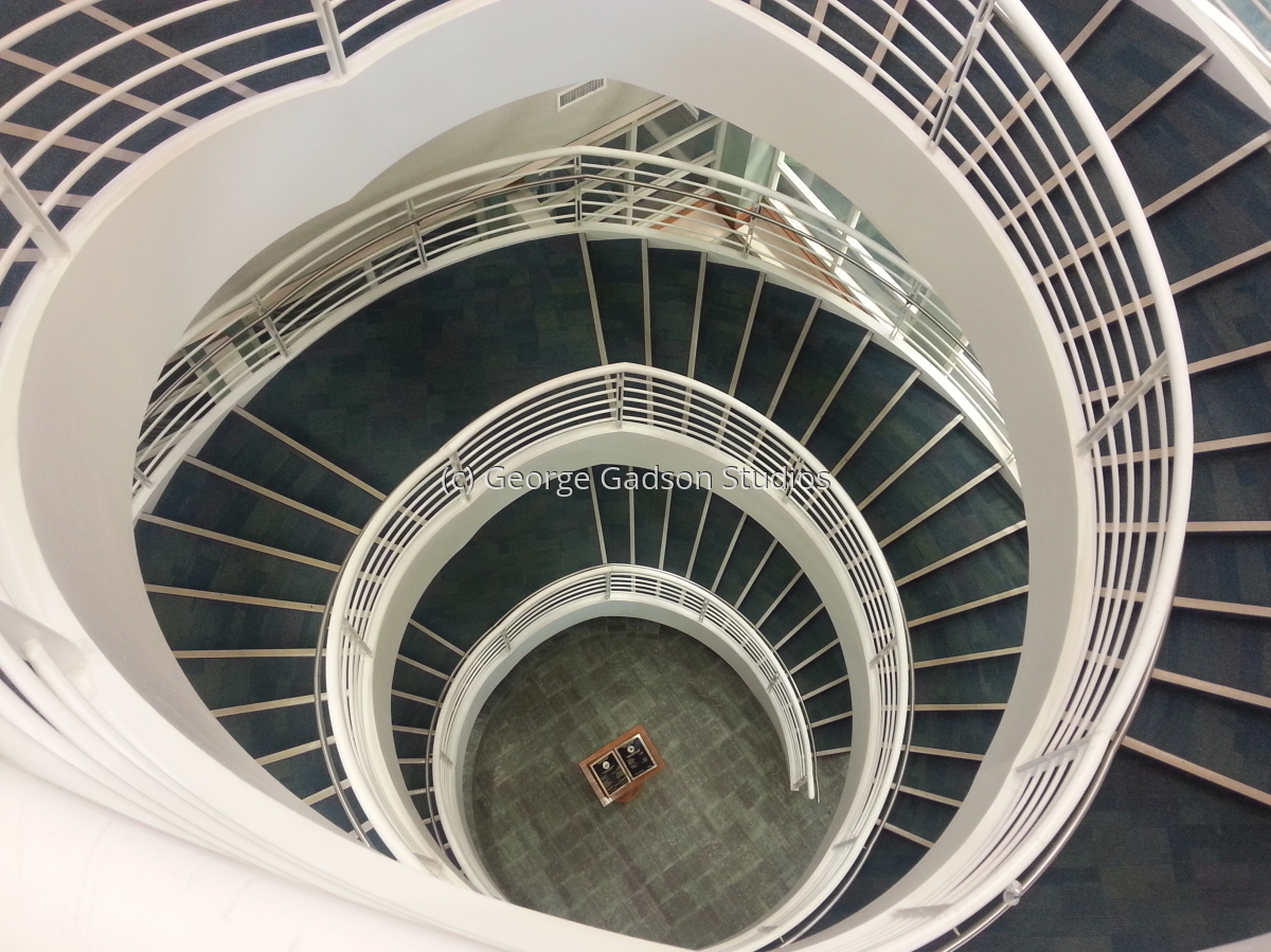 Spiral Stairs (large view)