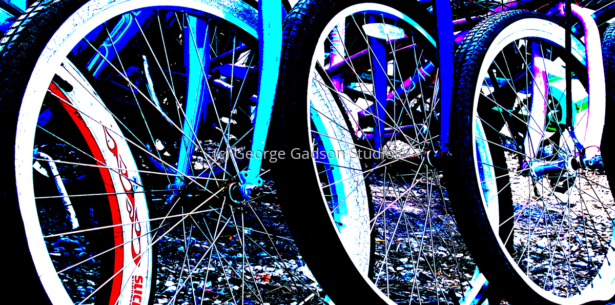Bicycles (large view)
