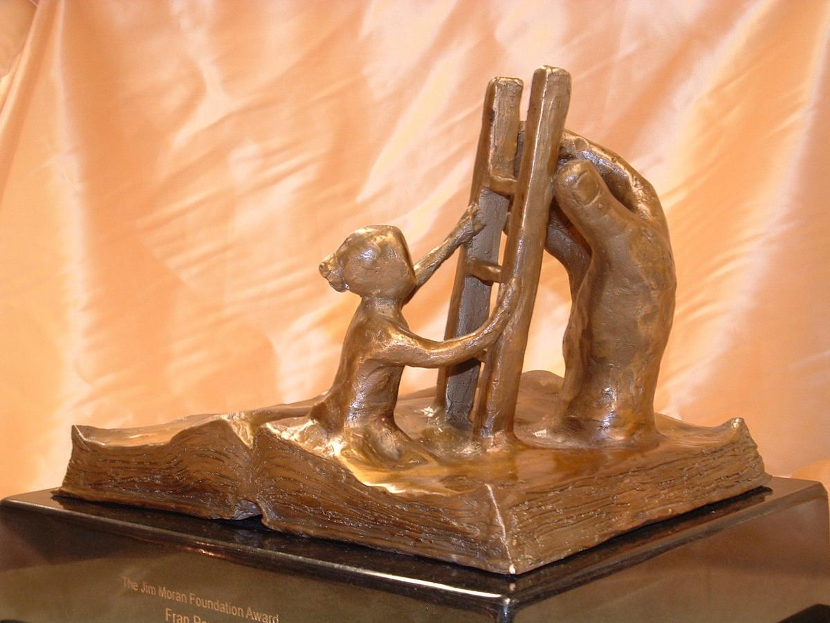 Jim Moran Foundation Award (large view)