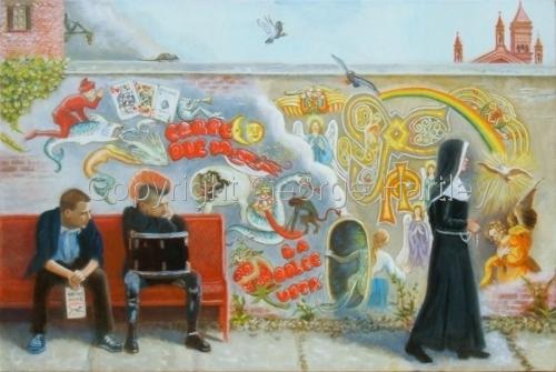 Manichaean Graffiti