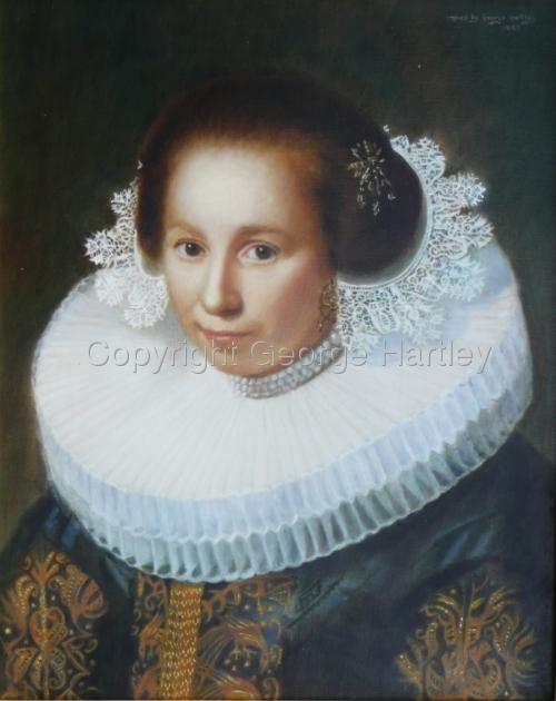 A Dutch Woman