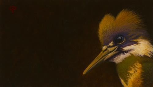 Portrait of the Artist as a Bird - Hanna Torbill