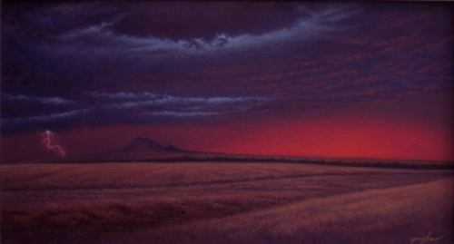 Bear Butte Series #13 - Equinox