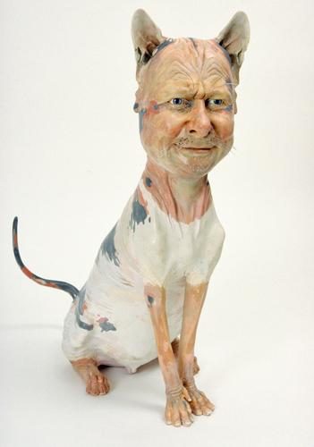 sphinxster by Gerald Heffernon