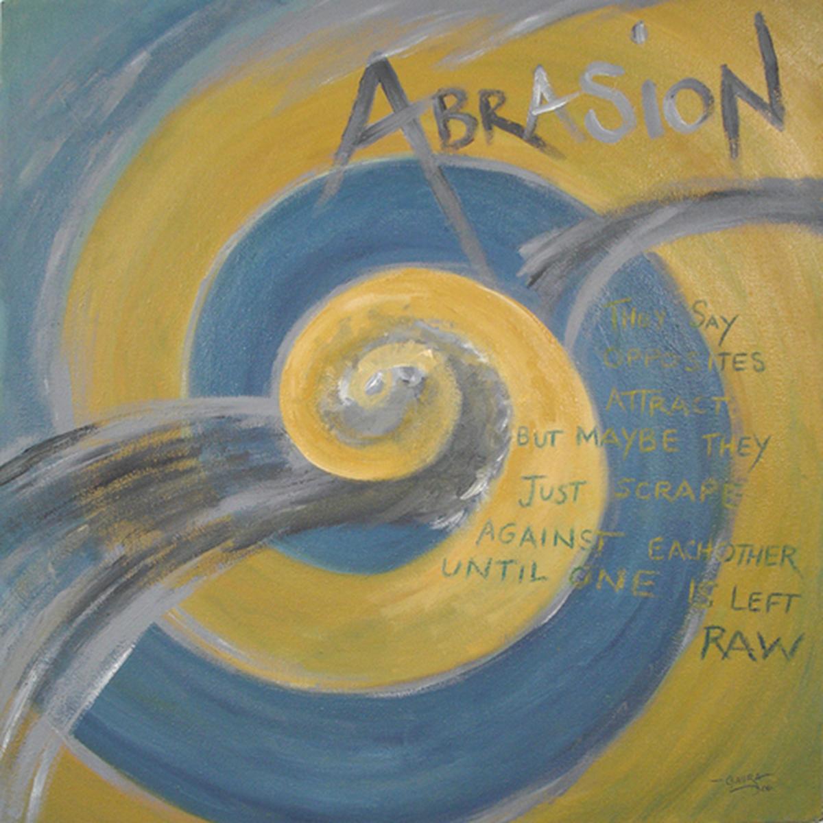 Abrasion (large view)