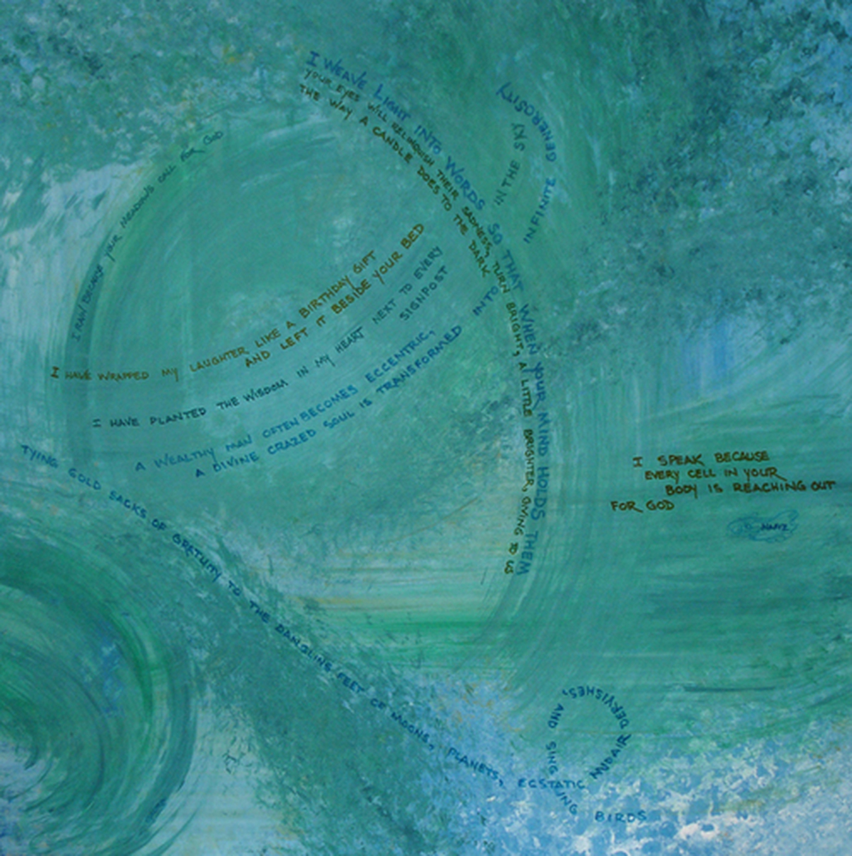 Rumi's Rain (large view)
