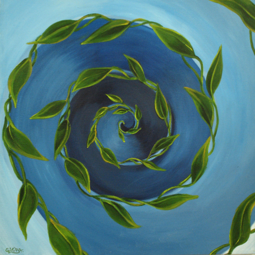 Plant Spiral (large view)