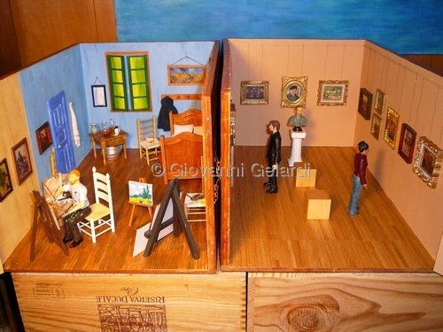 the bedroom vincent van gogh | Centerfordemocracy.org