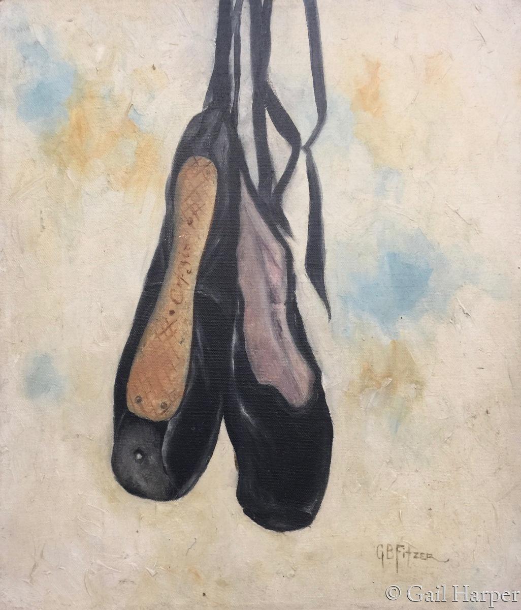 Miss Loris Ballet Shoes (large view)
