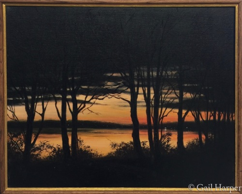 Lake Ronkonkoma by Gail Harper - Art Gallery Sayville, NY