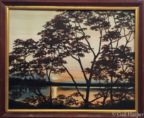 Lake Ronkonkoma by Gail Harper - Art Gallery Sayville, NY