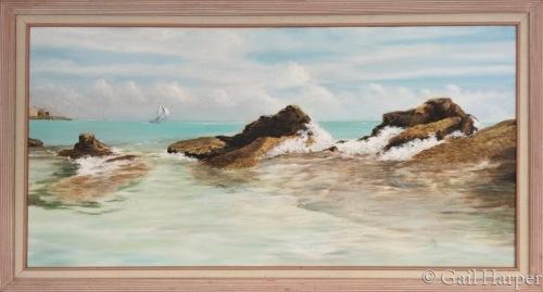Islands by Gail Harper - Art Gallery Sayville, NY