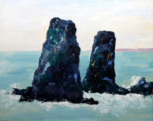 Sea Stacks #1