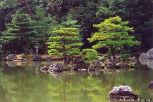 Reflections, Kyoto