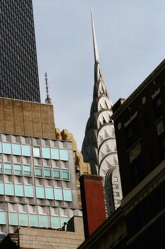 Chrysler Building,  New York by Gillian Horgan