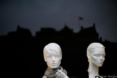 Reflections, Edinburgh