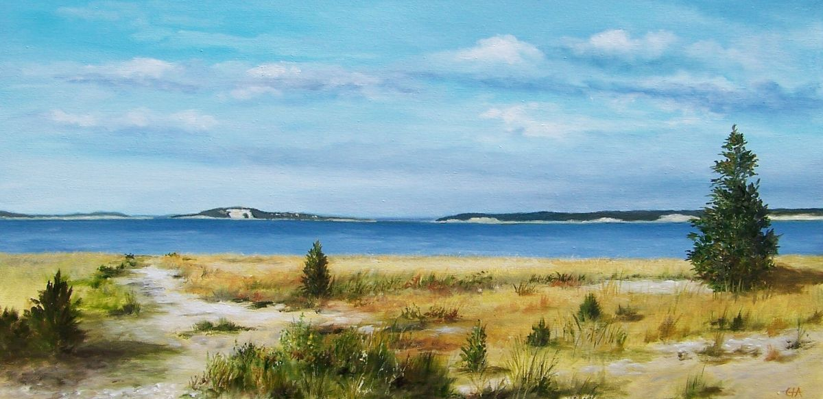 Across the Peconic (large view)