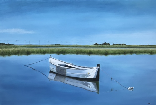 White Rowboat, Muse 2