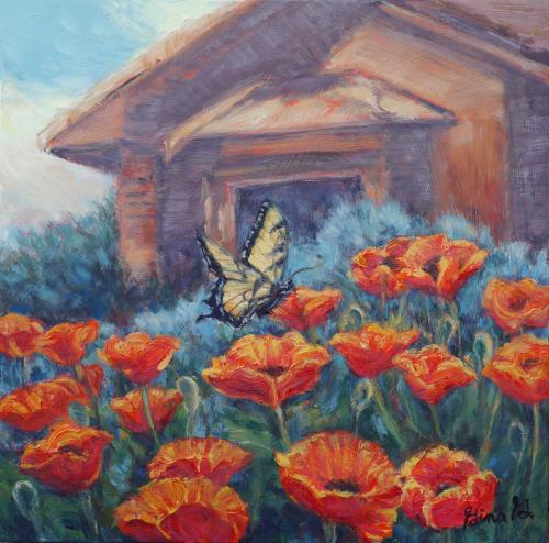 by Gina Grundemann, Colorado Painter