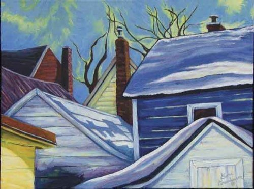 Rooftops of Leadville