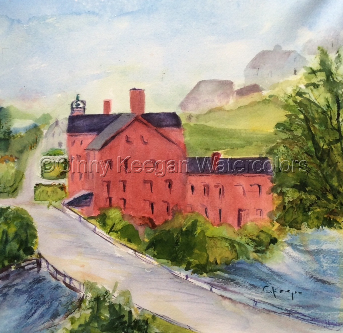 Early Days - Bridge Street (large view)