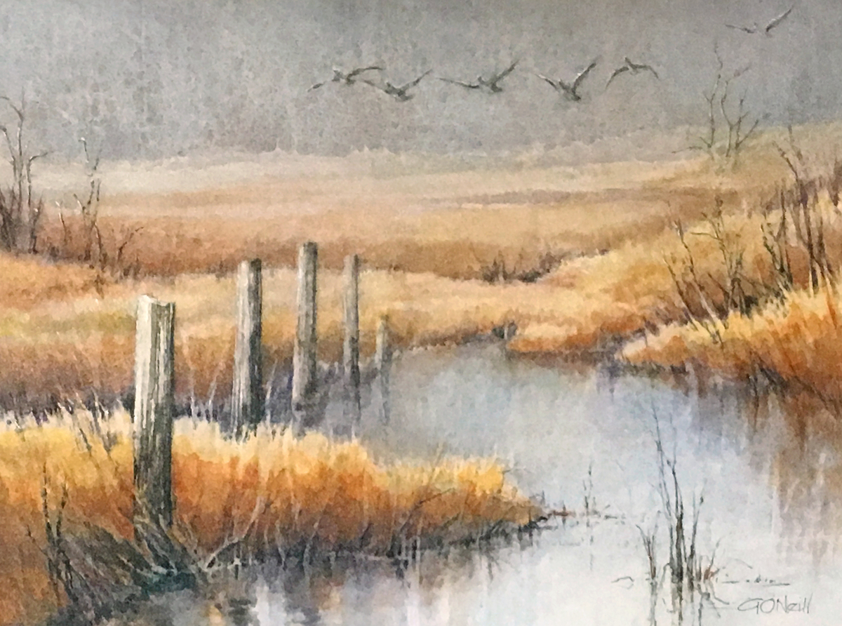 WHIDBEY WETLANDS (large view)