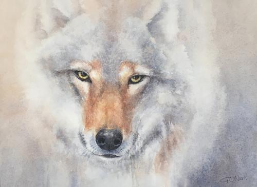 The Hunter by Ginny O'Neill