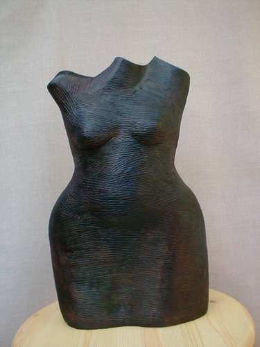 Abstract Torso (large view)