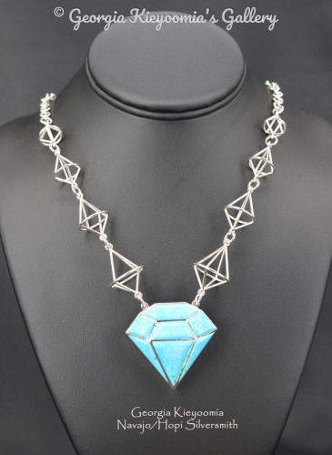 3D Kingman Diamond by Kieyoomia Gallery