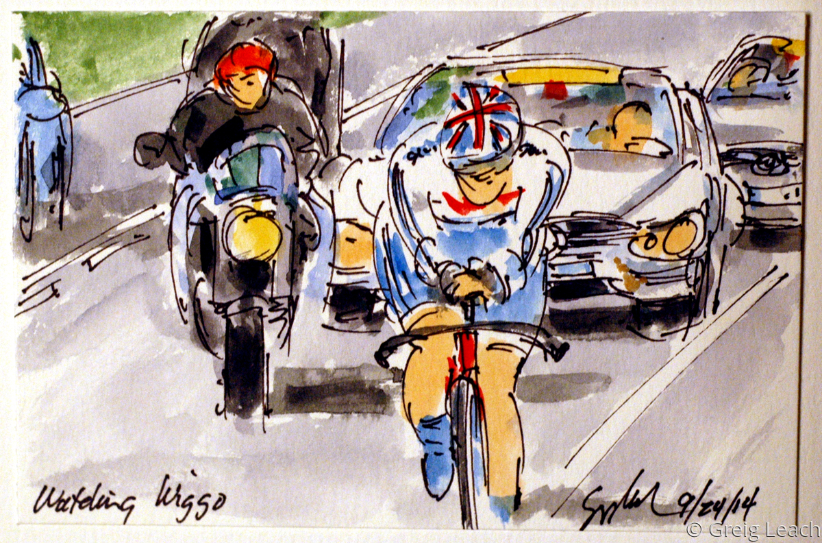 Watching Wiggo (large view)