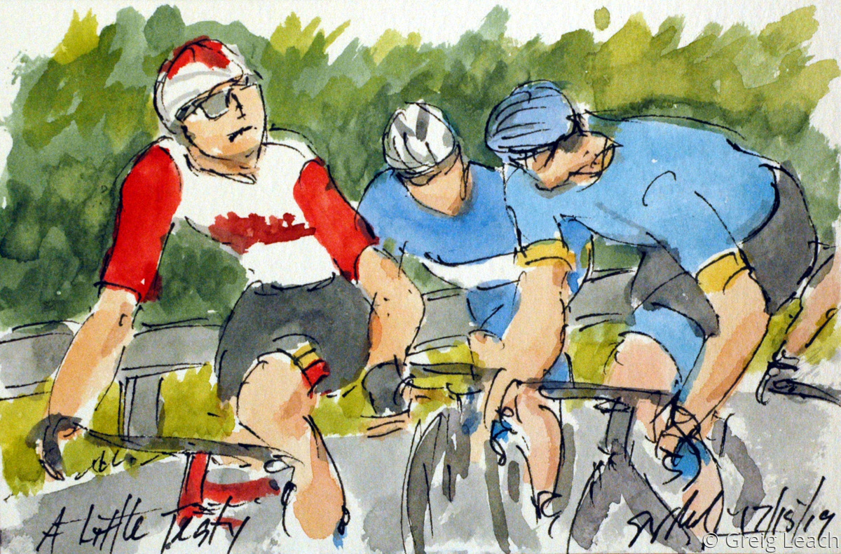 A Little Testy  TDF19-50 (large view)