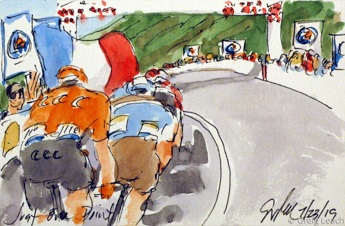 Just One Point  TDF19-89 (large view)