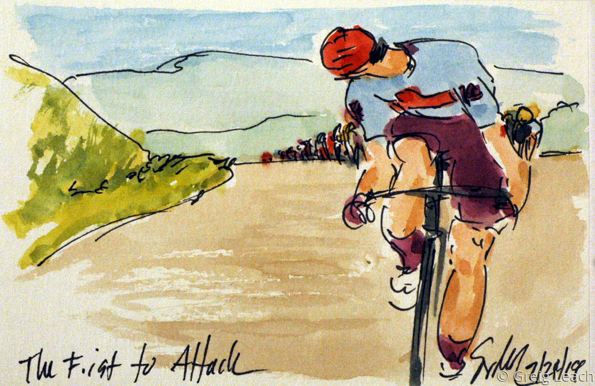 The First to Attack  TDF19-94 (large view)