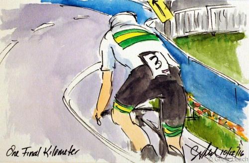 One Final Kilometer Doha41